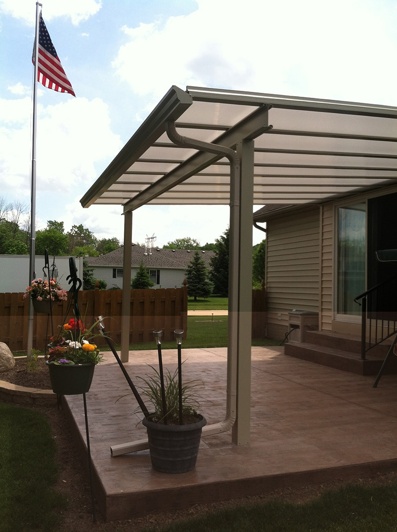 Bright Covers Products Patio Covers Porch Roofs