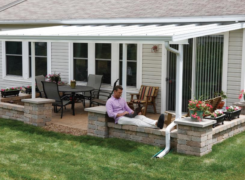 Brightcovers Patio Covers Awnings And Commercial Canopies